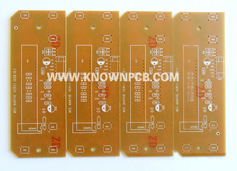 PCB for Electrical Socket