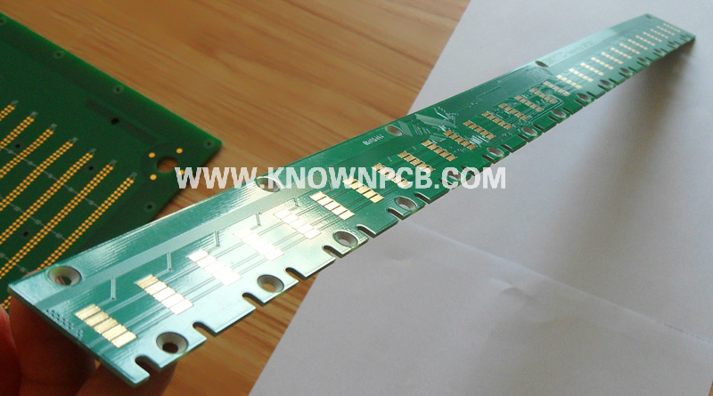 PCB with Countersink