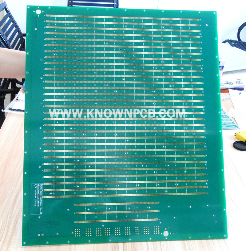 Big Printed Circuit Board