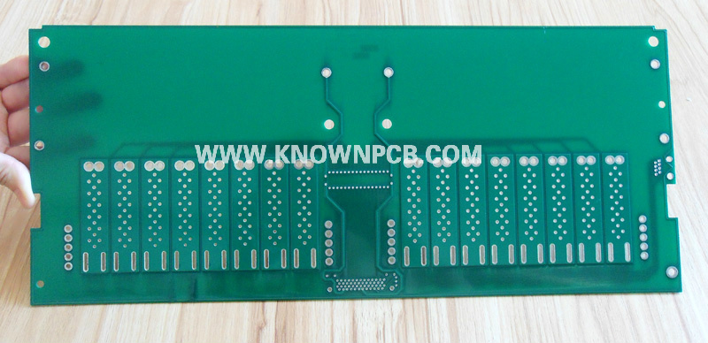 Double-sided PCB with Thick copper